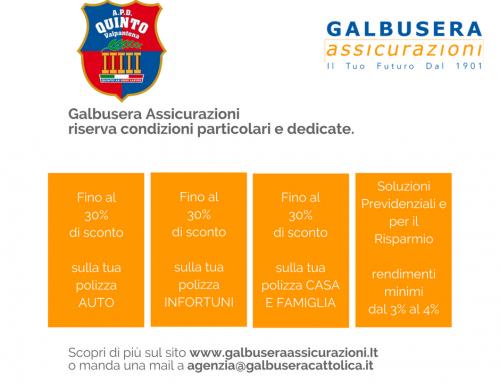 Convenzioni Galbusera Assicurazioni – Quinto Valpantena